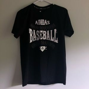 Adidas Polyester Workout T-Shirt